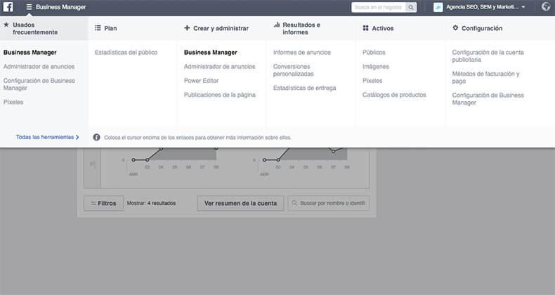 Configurar Facebook Business Manager