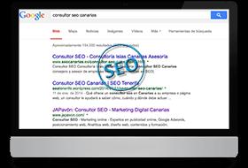 Posicionamiento web - Consultor seo