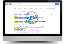 Publicidad online ppc - sem y Google Adwords
