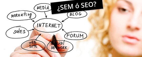 SEO y SEM en la estrategia de marketing online